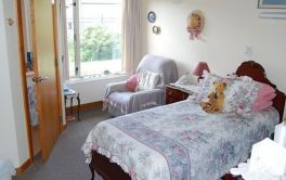 Aged Care Room with ensuite