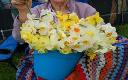 Aged Care Residents are engaged in life