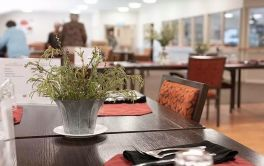 Aged Care Dining Room