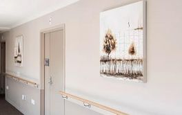 Aged Care Clean and modern