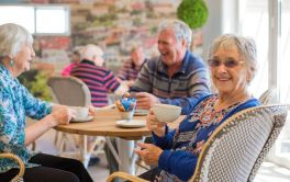Aged Care Cafe