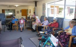 Aged Care In our lounge