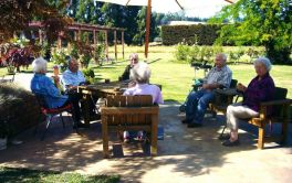 Aged Care Enjoy the outdoors