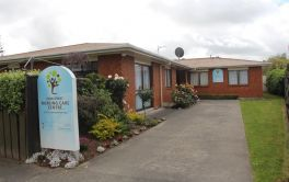 Aged Care Main Entrance to our Facility