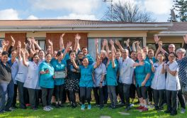 Aged Care Excitement - Best Small Facility - North Island
