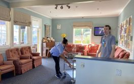 Aged Care Dementia Unit Lounge 1