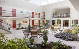Aged Care Village Atrium