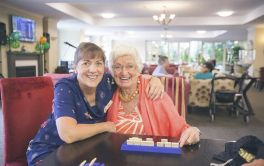 Aged Care Rummikub Game