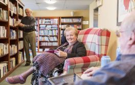 Aged Care Library