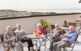 Aged Care Balcony View
