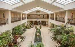 Aged Care Atrium