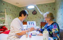 Aged Care Beauty Salon