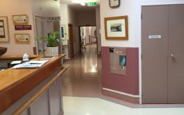 Aged Care Down to the West Wing