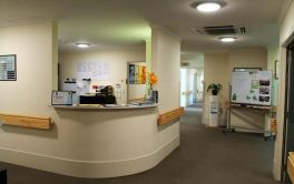 Aged Care Reception