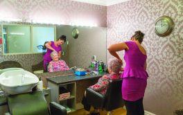 Aged Care Hair Salon