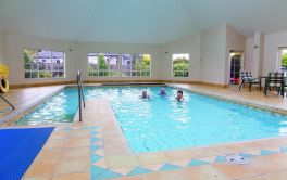 Aged Care Swimming Pool