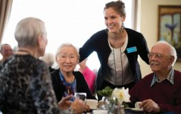 Aged Care caregiver
