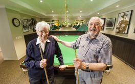 Aged Care Pool Table