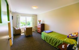 Aged Care Spacious rooms