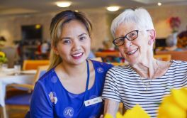 Aged Care Kind & caring staff