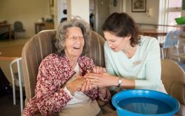 Aged Care Its the little things that mean so much.