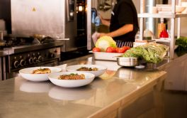 Aged Care Nutritious meals cooked on site