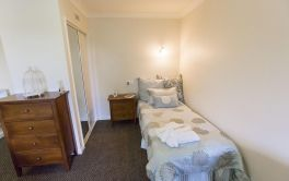 Aged Care Bedroom