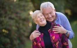 Aged Care Couple at Sprott