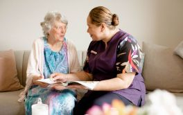 Aged Care Taking time...