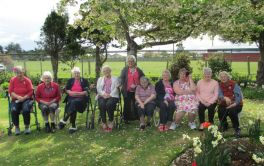 Aged Care Our beautiful gardens