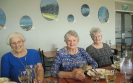 Aged Care Ladies who lunch