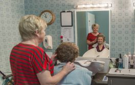 Aged Care Hair Salon