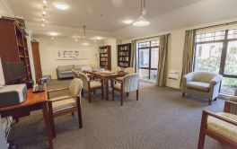 Retirement Village The Library