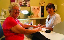 Retirement Village Beauty salon