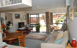 Retirement Village A Villa Lounge