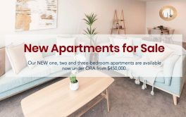 Retirement Village Apartments for Sale