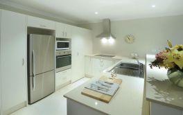 Retirement Village Modern Kitchen