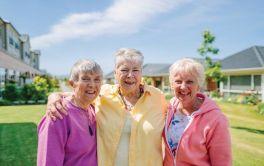Retirement Village Friends