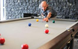 Retirement Village Games lounge