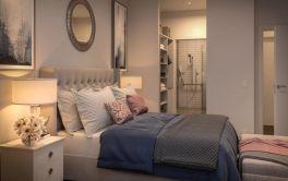 Retirement Village Bedrooms