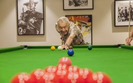 Retirement Village Pool Table