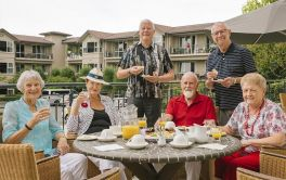 Retirement Village Friends