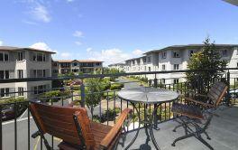Retirement Village Apartment View
