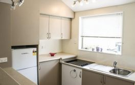 Retirement Village Stylish Kitchen