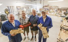 Retirement Village Men's Shed