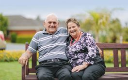 Retirement Village Couple