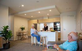 Retirement Village New Apartments