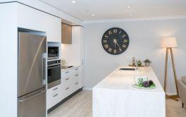 Retirement Village Independent Apartment Kitchen