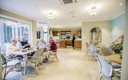 Retirement Village Cafe