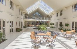 Retirement Village Atrium